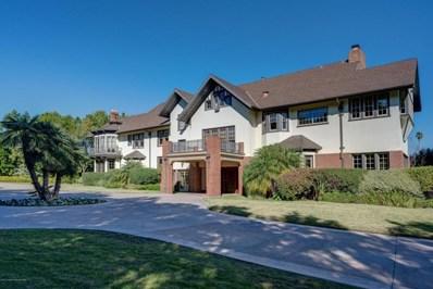 1365 S Los Robles Avenue, Pasadena, CA 91106 - MLS#: 818000753