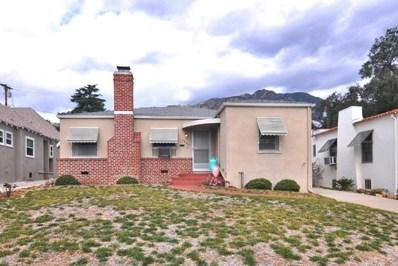 1743 La Paz Road, Altadena, CA 91001 - MLS#: 818000757