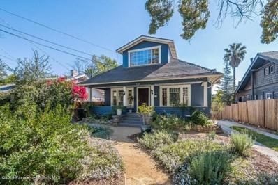 532 Herbert Street, Pasadena, CA 91104 - MLS#: 818000779