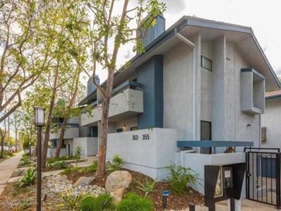 353 S Marengo Avenue UNIT 1, Pasadena, CA 91101 - MLS#: 818000780