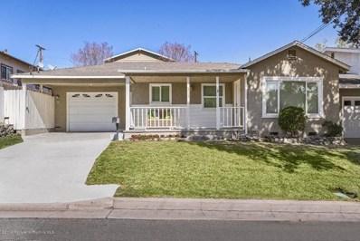 3755 5th Avenue, Glendale, CA 91214 - MLS#: 818000815
