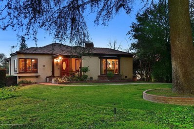 1018 E Poppyfields Drive, Altadena, CA 91001 - MLS#: 818000901