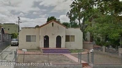 5420 Monroe Street, Los Angeles, CA 90038 - MLS#: 818000908