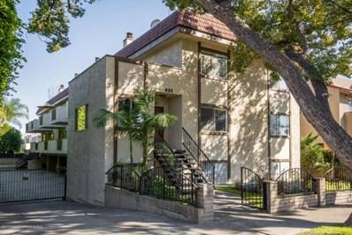 432 S Oak Knoll Avenue UNIT 4, Pasadena, CA 91101 - MLS#: 818000934