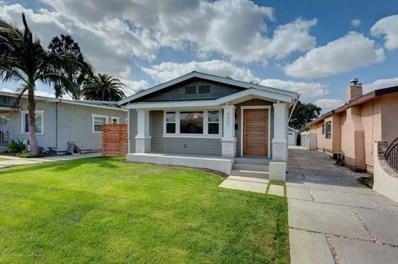 5437 3rd Avenue, Los Angeles, CA 90043 - MLS#: 818000947