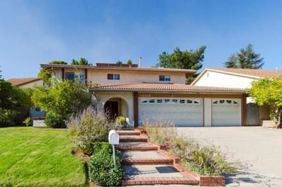 13329 Canyon Ridge Lane, Granada Hills, CA 91344 - MLS#: 818000977
