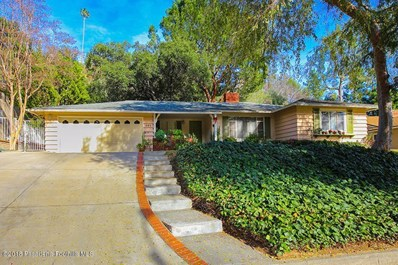 441 Paulette Place, La Canada Flintridge, CA 91011 - MLS#: 818000992