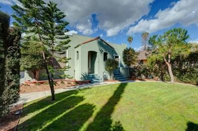 83 S Grand Oaks Avenue, Pasadena, CA 91107 - MLS#: 818000993
