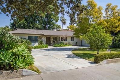 430 S Hill Avenue, Pasadena, CA 91106 - MLS#: 818001021