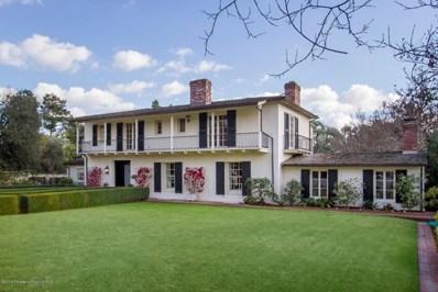 1380 Lombardy Road, Pasadena, CA 91106 - MLS#: 818001030