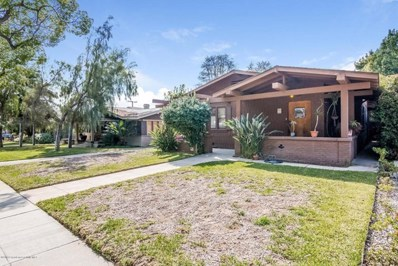 1017 Avon Place, South Pasadena, CA 91030 - MLS#: 818001045