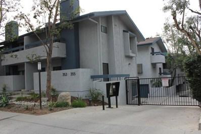 353 S Marengo Avenue UNIT 11, Pasadena, CA 91101 - MLS#: 818001136