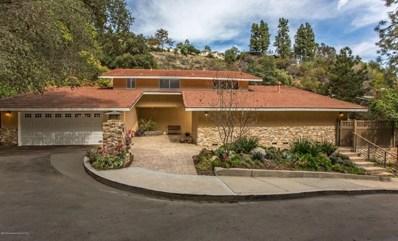 3160 Glencrest Drive, Glendale, CA 91208 - MLS#: 818001139