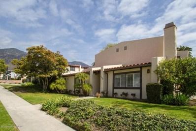 197 W Montecito Avenue, Sierra Madre, CA 91024 - MLS#: 818001152