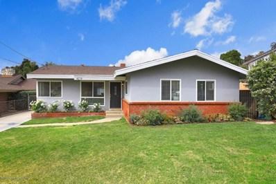 4219 Aralia Road, Altadena, CA 91001 - MLS#: 818001174