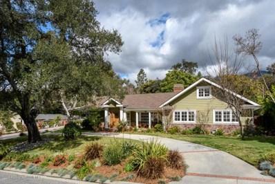 2127 Lyans Drive, La Canada Flintridge, CA 91011 - MLS#: 818001209