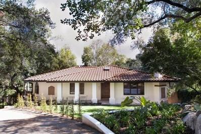 664 Linda Vista Avenue, Pasadena, CA 91105 - MLS#: 818001266