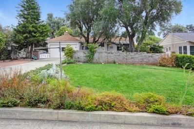 2312 Oliveras Avenue, Altadena, CA 91001 - MLS#: 818001284