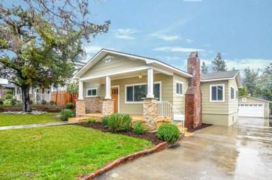 170 Adams Street, Sierra Madre, CA 91024 - MLS#: 818001328