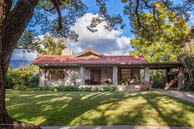 510 Prospect Boulevard, Pasadena, CA 91103 - MLS#: 818001332