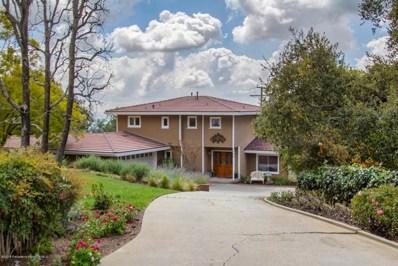 380 Deodar Circle, Sierra Madre, CA 91024 - MLS#: 818001342