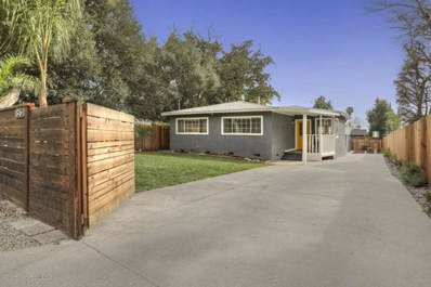 36 Mountain View Street, Altadena, CA 91001 - MLS#: 818001346