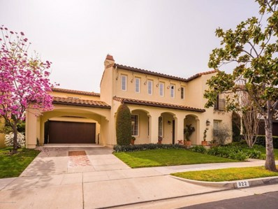 822 W Gabrielino Court, Altadena, CA 91001 - MLS#: 818001413