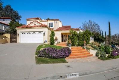 14020 Rabbit Road, Sylmar, CA 91342 - MLS#: 818001462