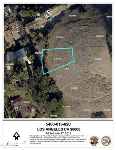 Unknown, Los Angeles, CA 90065 - MLS#: 818001488