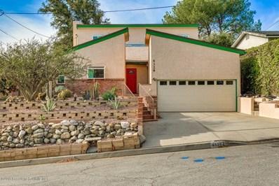 4329 El Prieto Road, Altadena, CA 91001 - MLS#: 818001505