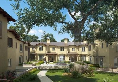 168 S Sierra Madre Boulevard UNIT 110, Pasadena, CA 91107 - MLS#: 818001531