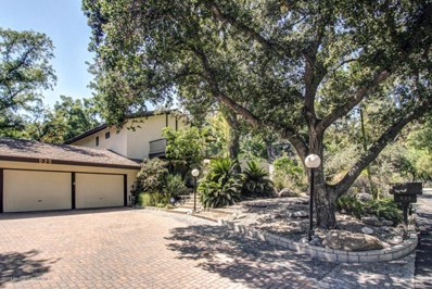 525 Knight Way, La Canada Flintridge, CA 91011 - MLS#: 818001560