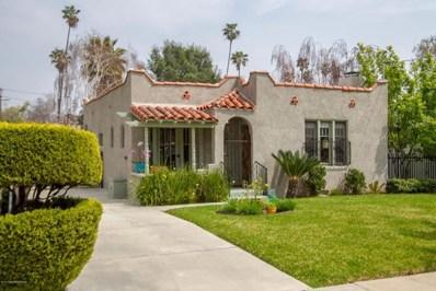 148 S Sunnyslope Avenue, Pasadena, CA 91107 - MLS#: 818001579