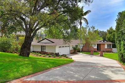 5036 Westslope Lane, La Canada Flintridge, CA 91011 - MLS#: 818001599