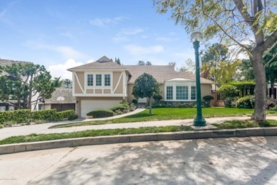 1446 Imperial Drive, Glendale, CA 91207 - MLS#: 818001601