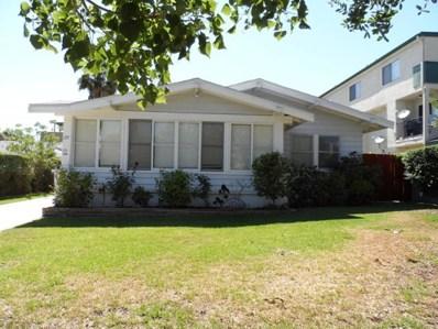 129 N Parkwood Avenue, Pasadena, CA 91107 - MLS#: 818001653