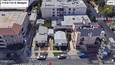 1115 S Westgate Avenue, Los Angeles, CA 90049 - MLS#: 818001662