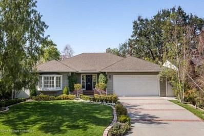 1659 Santa Rosa Avenue, Glendale, CA 91208 - MLS#: 818001666