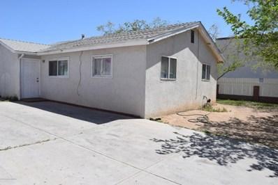 38440 Frontier Avenue, Palmdale, CA 93550 - MLS#: 818001686