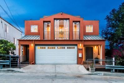 4826 Glenalbyn Drive, Los Angeles, CA 90065 - MLS#: 818001693