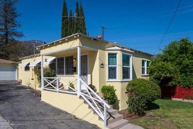 3209 Prospect Avenue, La Crescenta, CA 91214 - MLS#: 818001700