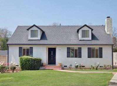 2741 Marengo Avenue, Altadena, CA 91001 - MLS#: 818001709
