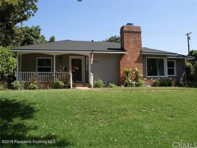 3629 Grayburn Road, Pasadena, CA 91107 - MLS#: 818001732