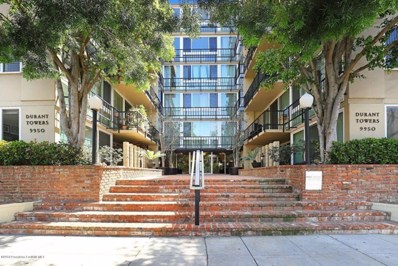 9950 Durant Drive UNIT 304, Beverly Hills, CA 90212 - MLS#: 818001794