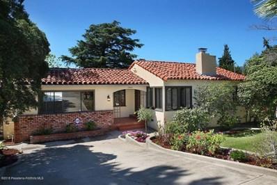 2446 Cross Street, La Crescenta, CA 91214 - MLS#: 818001799