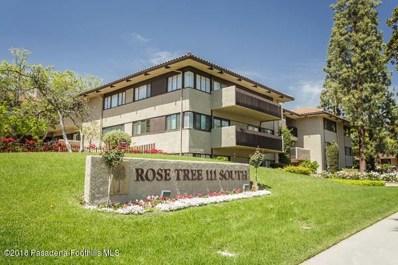 111 S Orange Grove Boulevard UNIT 109, Pasadena, CA 91105 - MLS#: 818001826
