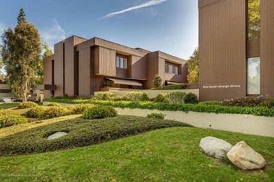1 S Orange Grove Boulevard UNIT 12, Pasadena, CA 91105 - MLS#: 818001869