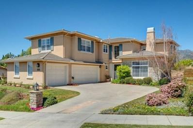 3675 Giddings Ranch Road, Altadena, CA 91001 - MLS#: 818001874