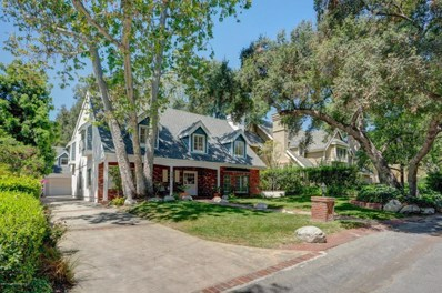 4881 Del Monte Road, La Canada Flintridge, CA 91011 - MLS#: 818001906