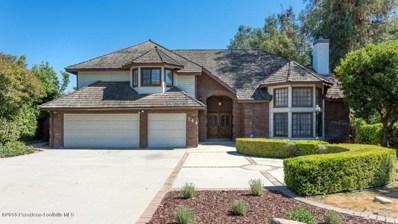 744 E Miramar Avenue, Claremont, CA 91711 - MLS#: 818001935